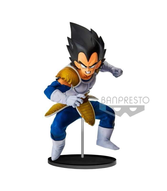 Banpresto Dragon Ball Z Vegeta Banpresto World Colosseum 2 Vol.6 Preventa
