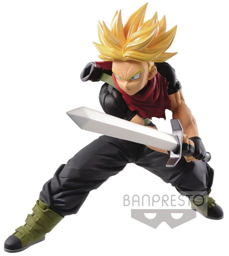 Banpresto Super Dragon Ball Trunks Heroes Transcendence Art Vol.5 Preventa