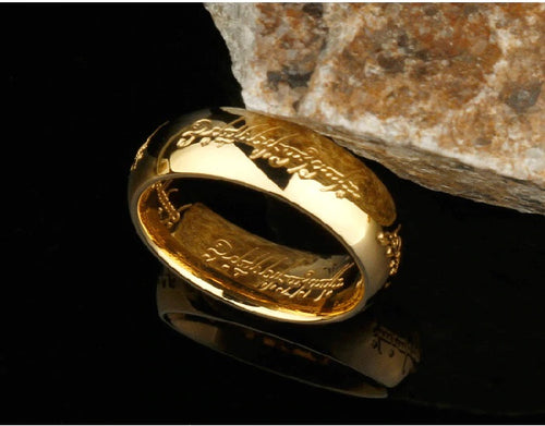 Anillo The Lord Of The Rings - The One Ring