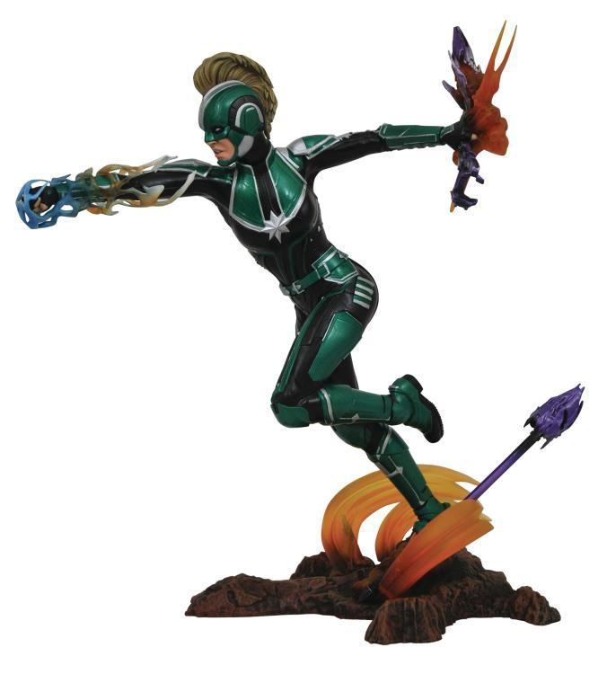 Diamond Select Marvel Movie Gallery Captain Marvel Starforce - Preventa