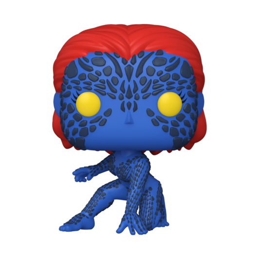 Funko Pop Marvel: X Men 20 Aniversario - Mystique Preventa