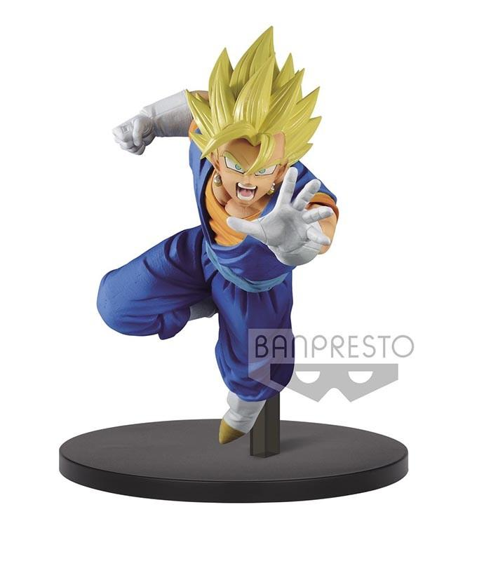 Banpresto  Dragon Ball Super Chosenshiretsuden Volume 2 Super Saiyan Vegito - Preventa