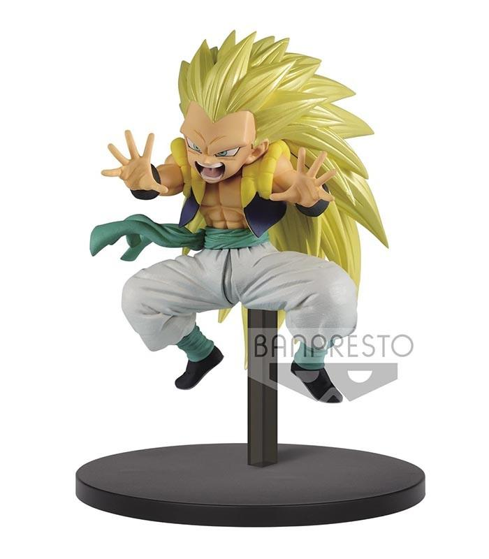 Banpresto Dragon Ball Super Chosenshiretsuden Volume 2 Super Saiyan 3 Gotenks  - Prevnenta