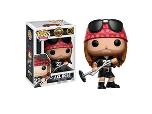 Funko POP Rocks: Axel Rose - Preventa