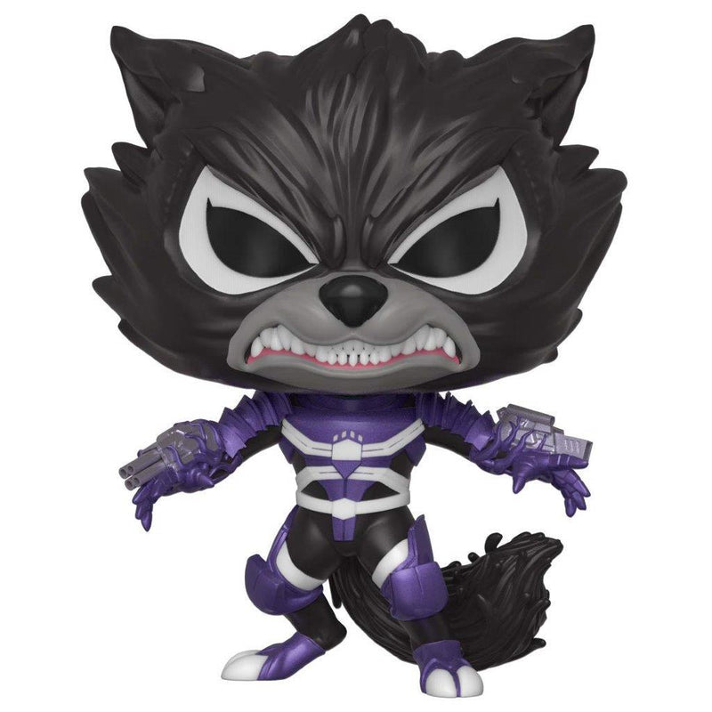 Funko Pop Marvel: Venom - Rocket Racoon Venomized - Preventa