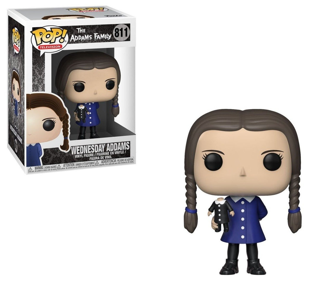 Funko Pop TV: Locos Adams - Merlina - Preventa