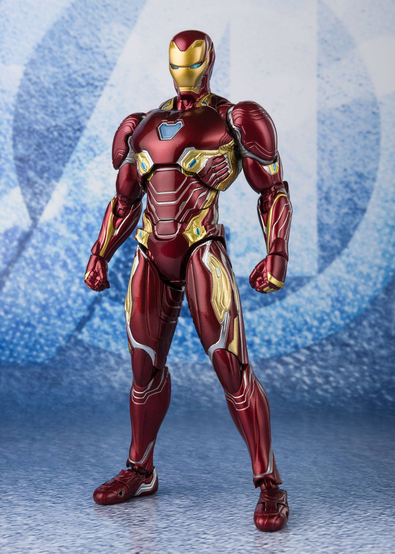 Bandai S.H Figuarts Avengers: End Game - Iron Man - Preventa