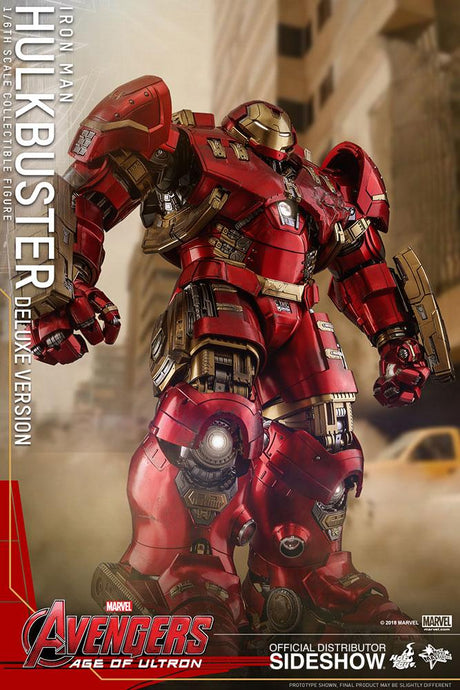Hot Toys Avengers: Age Of Ultron - Hulkbuster Deluxe Version 1/6 Preventa