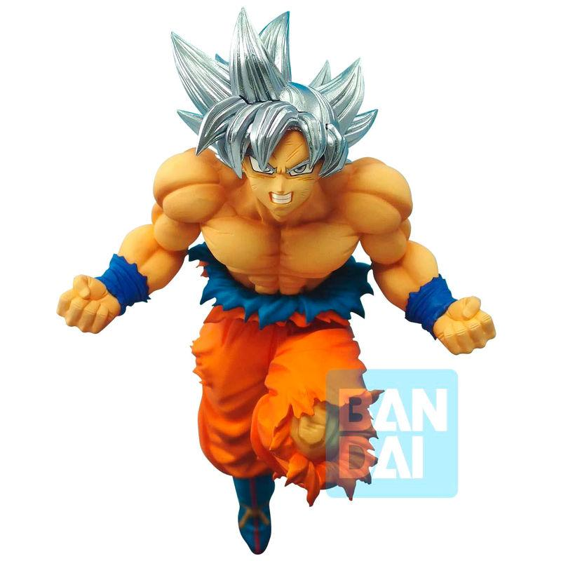Banpresto Dragon Ball Super Ultra Instinct Son Goku Z- Battle Preventa