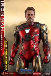 Hot Toys DIECAST - Avengers: Endgame - Iron Man Mark LXXXV (Battle Damaged Version) Special Edition  Preventa