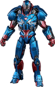 Hot Toys DIECAST - Avengers: Endgame - Iron Patriot Preventa