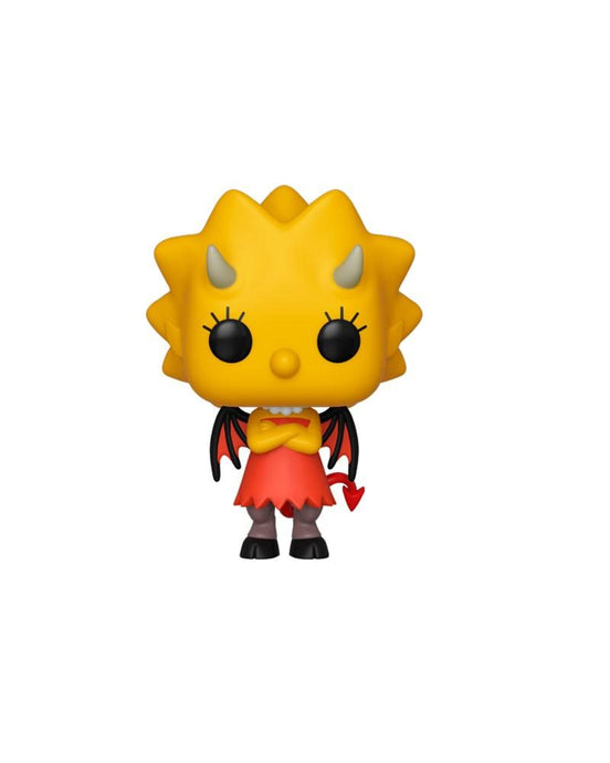 Funko Pop TV: Simpsons - Lisa Demonio Halloween - Preventa