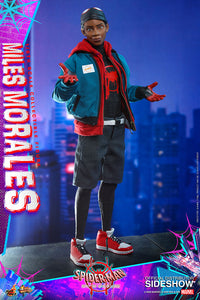 Sideshow Spider-Man: Into the Spider-Verse Hot Toys - Miles Morales - preventa