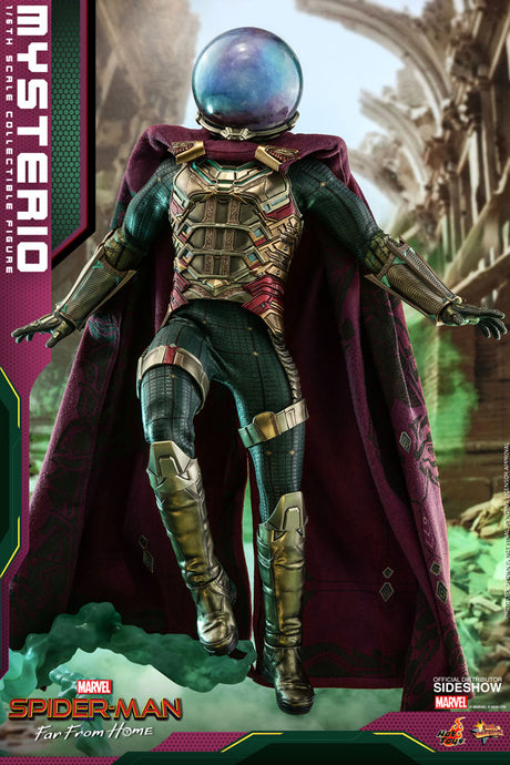 Sideshow Spider-Man: Far From Home Hot Toys -  Mysterio - preventa