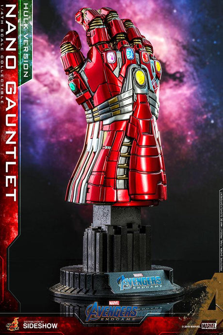 Hot Toys Avengers: Endgame - Nano Gauntlet (Hulk Version) Preventa