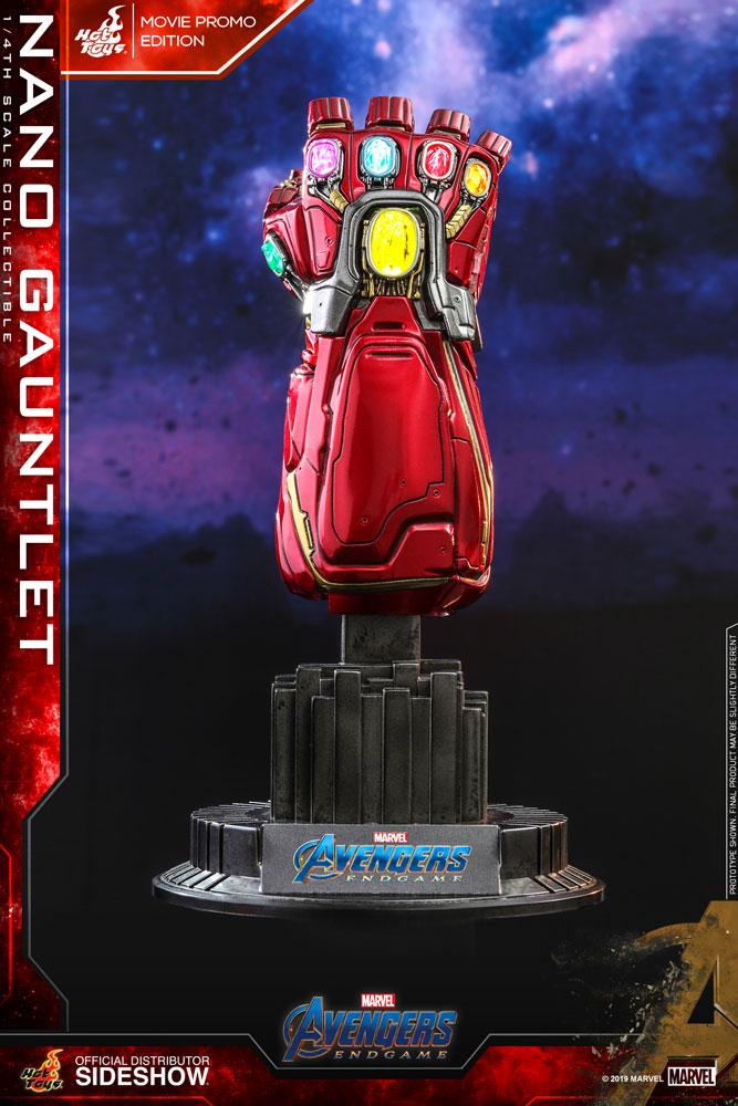 Hot Toys Avengers: Endgame - Nano Gauntlet (Movie Promo Edition) Preventa