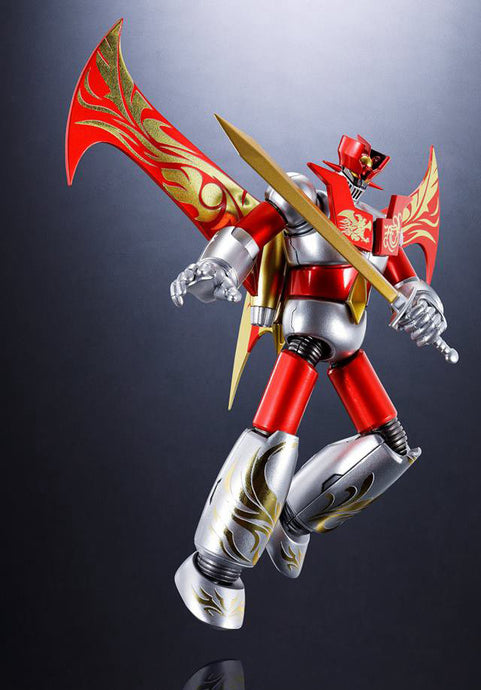 Tamashii Nations Super Robot Chogokin Mazinger Z 2017 Limited