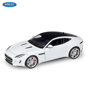 Welly 1:24 Jaguar F-Type Coupe