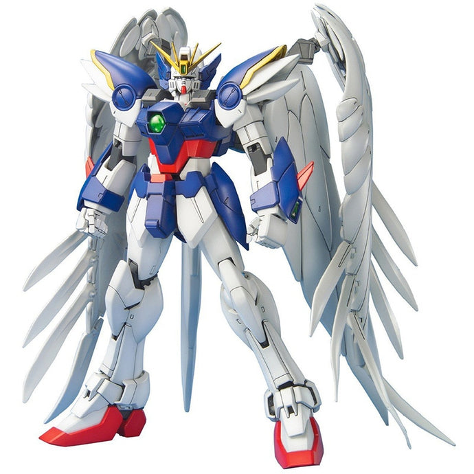 BANDAI Gundam MG 1/100 Wing Gundam Zero Model kit