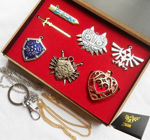 Set de Collares The Legend Of Zelda Vol.3