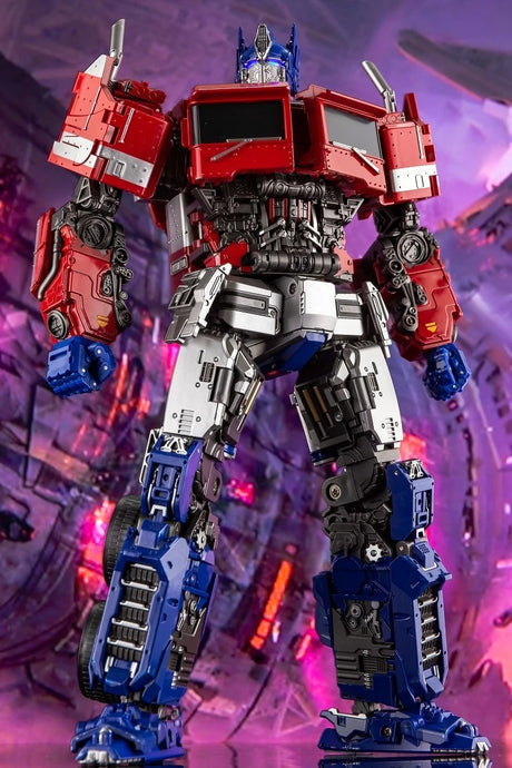 Transformers - BumbleBee The Movie - Optimus Prime Movie ver.