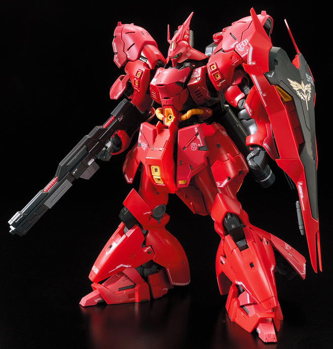 Bandai Model Kit RG 1/144 Gundam - MSN-04 Sazabi