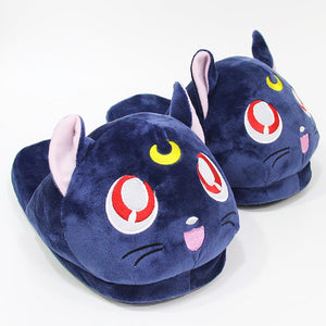 Pantuflas Sailor Moon - Luna