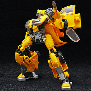 Transformers Black Mamba Bumble bee