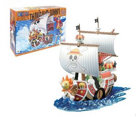 BANDAI Model Kit Grand Ship Collection One Piece - Thousand Sunny