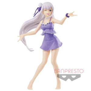 Banpresto EXQ Re:ZERO - Starting Life in Another World - Emilia