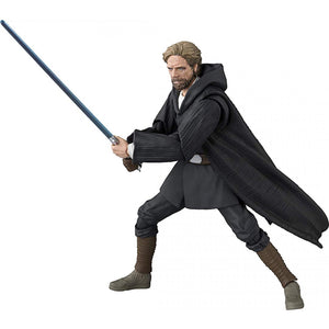 S.H. Figuarts Star Wars The Last Jedi - Luke Skywalker Battle Of Crait Version - preventa