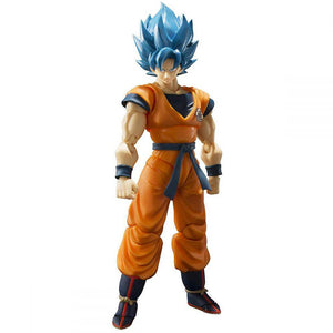 Bandai S.H. Figuarts Dragon Ball - Goku Super Saiyan Blue