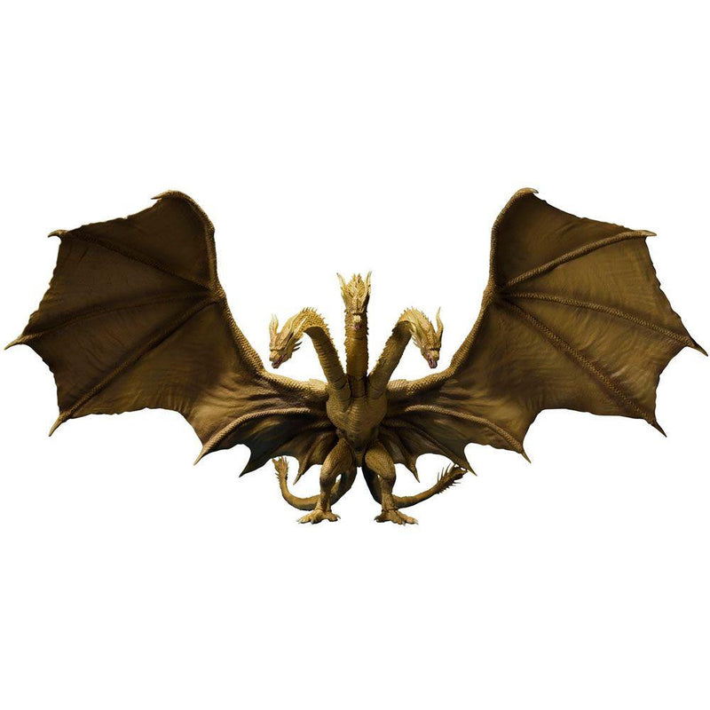 S.H Monster Arts - King Ghidorah 2019 - Preventa