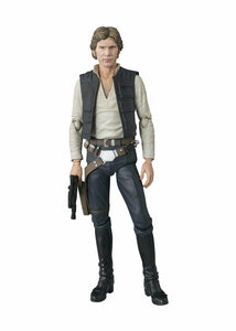 Bandai S.H Figuarts Star Wars: A New Hope - Han Solo