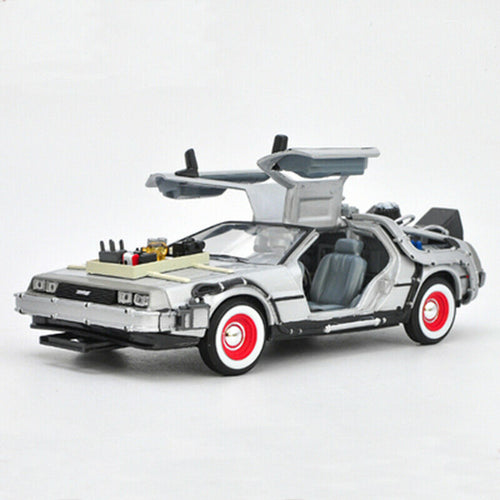 WELLY 1:24 Back To The Future III - Delorean