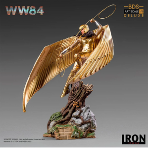 Iron Studios: DC: Wonder Woman 1984  Deluxe Escala 1/10
