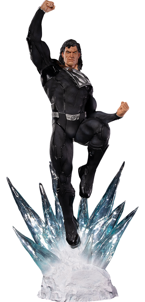 Iron Studios - Superman Black Suit Prime Scale 1:3 - DC Comics by Ivan Reis Preventa