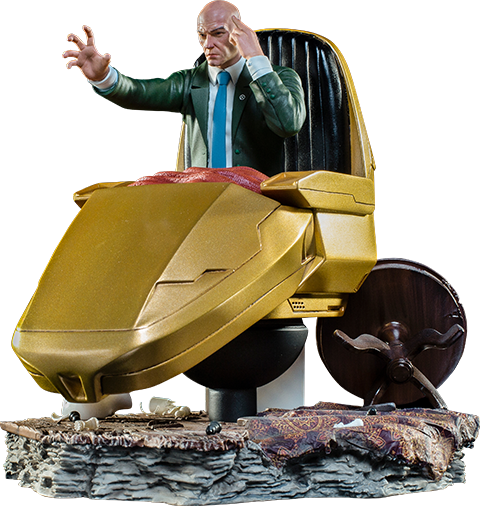 Iron Studios - Professor X Art Scale 1:10 - Battle Diorama Series - Marvel Comics Series 5 Preventa