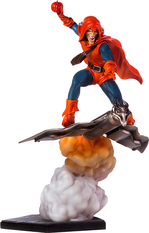 Iron Studios - Hobgoblin Art Scale 1:10 - Battle Diorama Series - Marvel Comics Series 5 Preventa