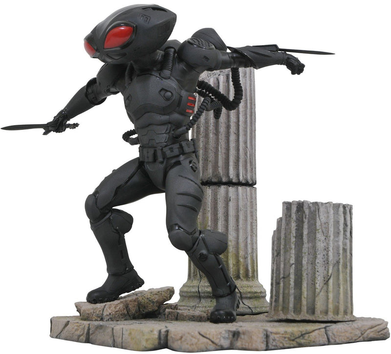 Diamond Select DC Comic Gallery Aquaman Movie Black Manta - Preventa