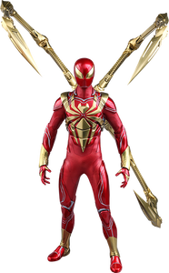 Hot Toys Spider-Man - Iron Spider Armor 1/6 Preventa