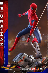 Sideshow Spider-Man: Homecoming Hot Toys - Spider-Man (Special Edition) - preventa