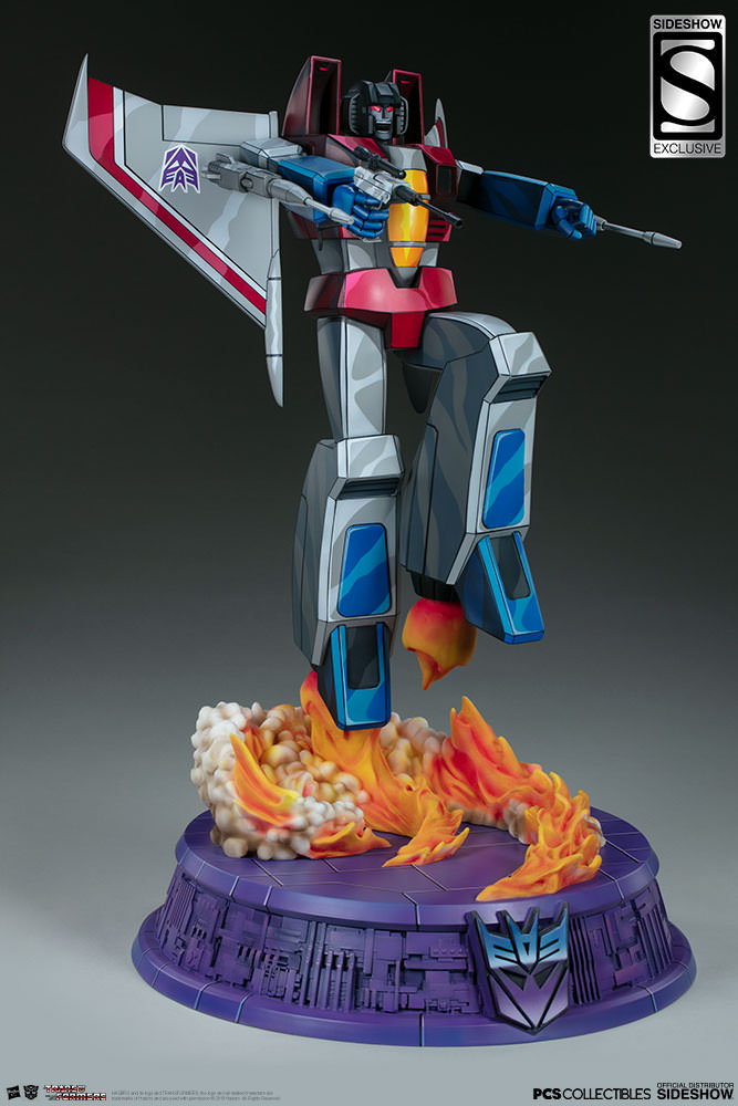PCS Collectibles Transformers Statue - Starscream G1 - preventa