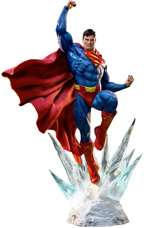 Iron Studios - Superman By Ivan Reis Prime Scale 1/3 Preventa