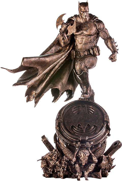 Iron Studios - Batman Bronze Edition Prime Scale 1:3 Preventa