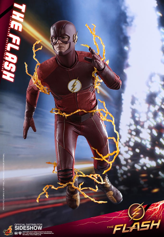 Sideshow The Flash Hot Toys - Flash - preventa
