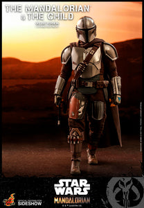 Hot Toys The Mandalorian - The Mandalorian and The Child (Deluxe) 1/6 Preventa