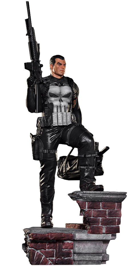 Iron Studios - The Punisher Legacy Replica Preventa