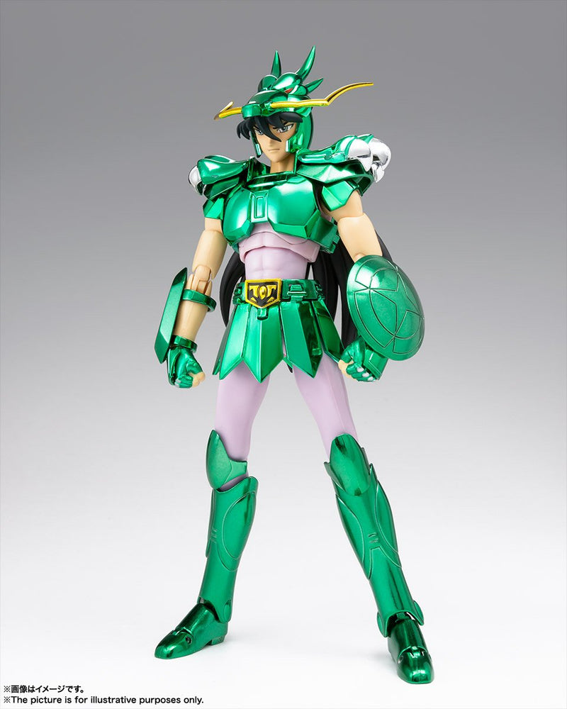 Myth Cloth Saint Seiya - Dragon Shiryu V1 Revival - preventa