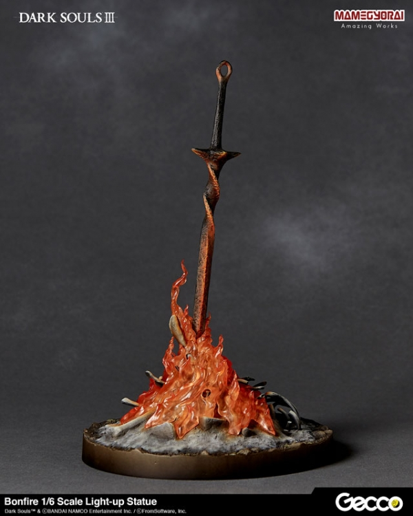 Gecco Dark Souls III - Bonfire Light-Up Statue Preventa